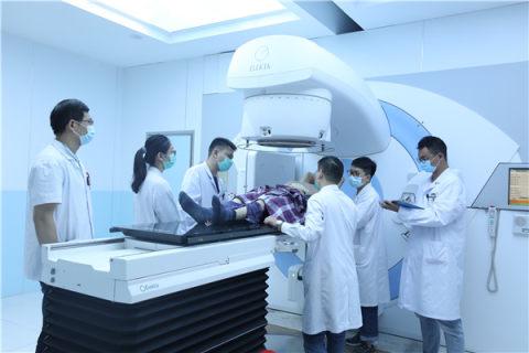 腫瘤患者就醫新選擇——市一醫院放療中心投入使用
