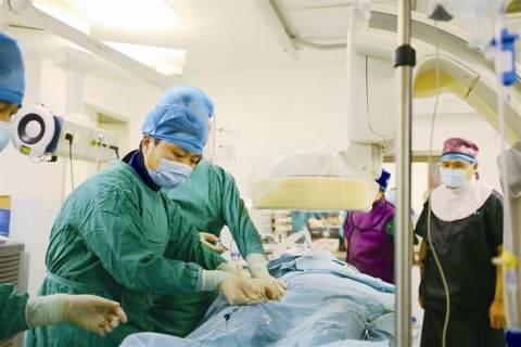 """攻克心臟領域尖端技術 實現""""一站式""""精準醫療  市一醫院打造區域一流心臟中心"""