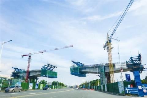 重點城建項目加快推進