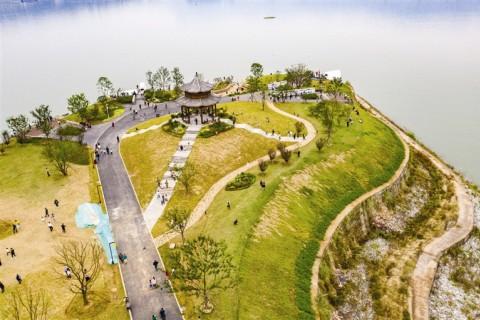 木魚島休閑公園 正式對外開放