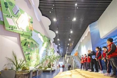三峽工程博物館好奇水電研學中心揭牌