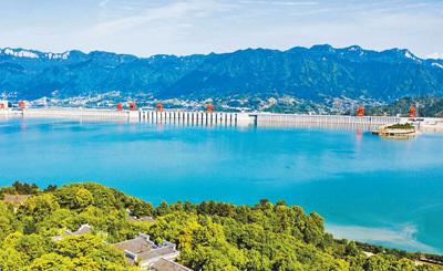 三峡水库向下游补水超百亿立方米